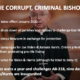 The Corrupt and Criminal Jose Gomez